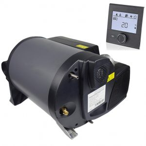 Truma Combi 6E GAS boiler/kachel + CP plus