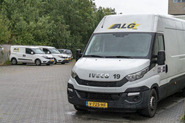 Iveco Daily standkachel achteraf inbouw set op diesel