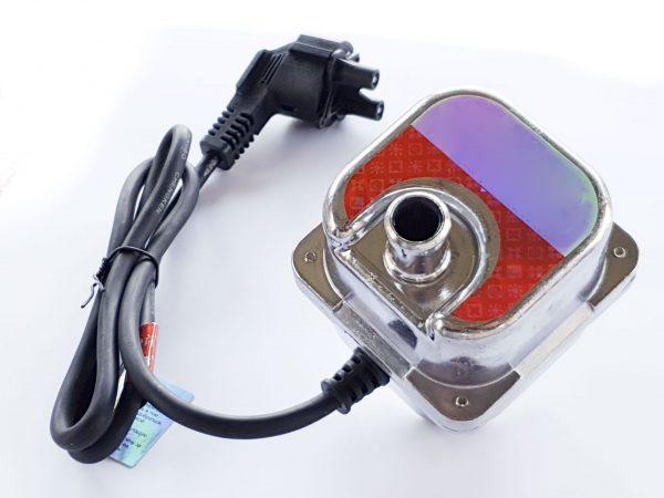 Motor voorverwarming tot 1.8L op 220V (koelvloeistof)