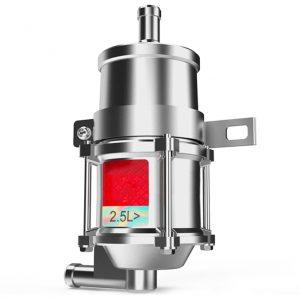 Motor voorverwarming vanaf 2.5L op 220V (koelvloeistof)