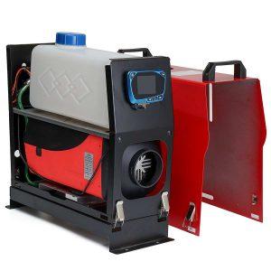 Draagbare standkachel Diesel 12V – 6kW