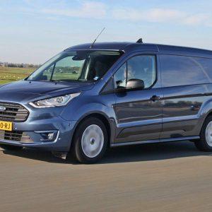 Ford Connect standkachel op diesel inbouwset voor achteraf