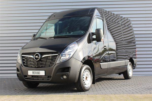 Opel Movano Standkachel achteraf inbouw set op diesel