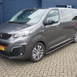 Peugeot Expert Diesel standkachel achteraf inbouwset 12V
