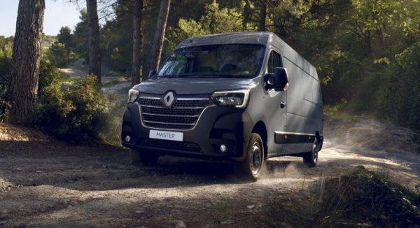 Renault Master Standkachel achteraf inbouw set op diesel