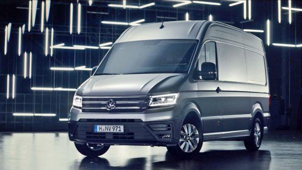 Volkswagen Crafter Standkachel achteraf VW inbouw set op diesel