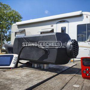 Standkachel Diesel 24V – 2kW achteraf inbouwen