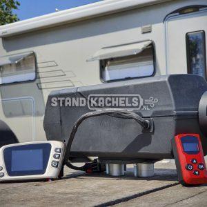 Fiat Ducato Standkachel achteraf inbouw set op diesel
