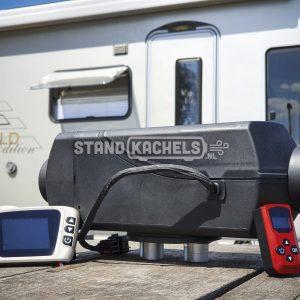 Standkachel Benzine 12V – 2kW complete set