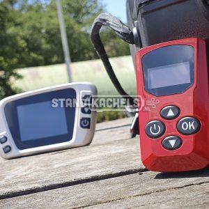 Diesel standkachel met afstandsbediening op 12V