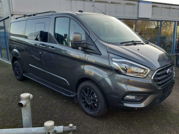 Ford Transit Custom Standkachel achteraf inbouw set op diesel