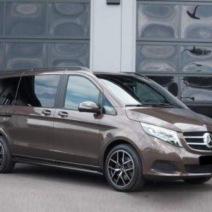 Mercedes Vito Standkachel achteraf inbouw set op diesel