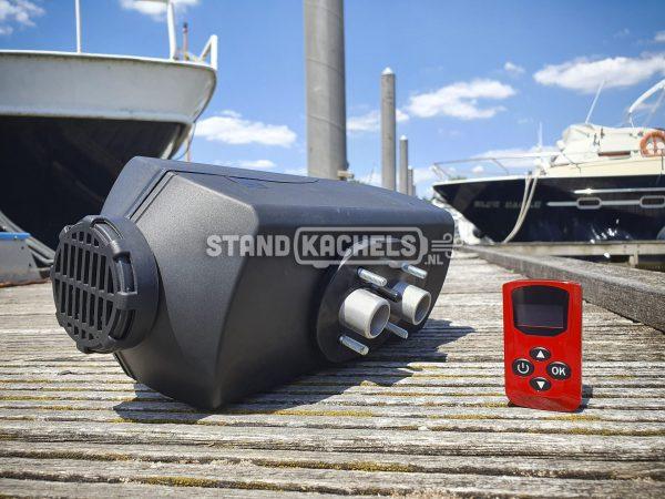 Standkachel Benzine 24V – 5kW complete set
