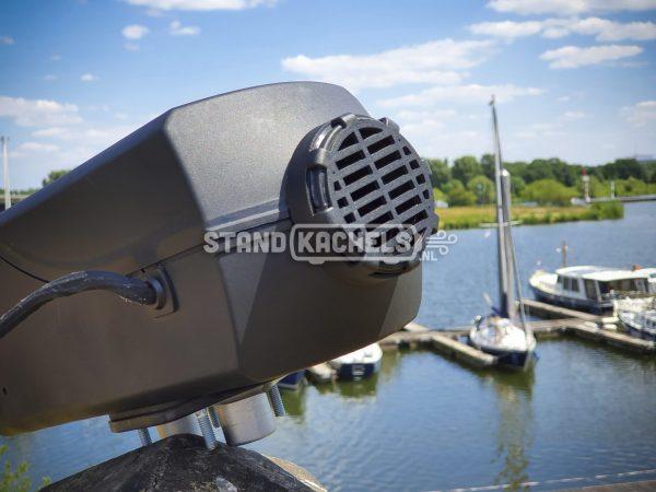 Standkachel Diesel 24V – 5kW complete set