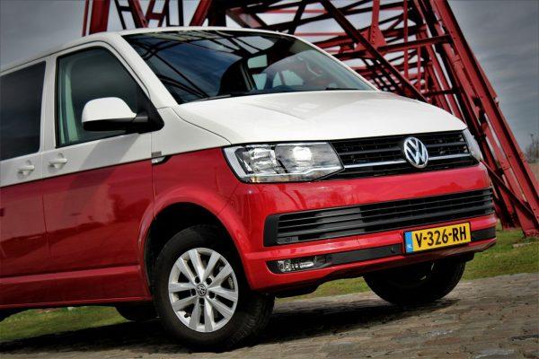 Volkswagen Transporter standkachel op diesel T4 T5 T6 VW inbouwset voor achteraf