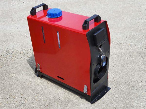 Draagbare mobiele standkachel Diesel 12V – 6kW